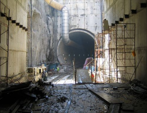 Smart Tunnel (93,000 m2)