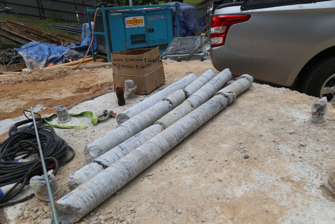Concrete Coring Test | SGI Engineering Technology | leading surface preparation, rectification and refurbishment specialist