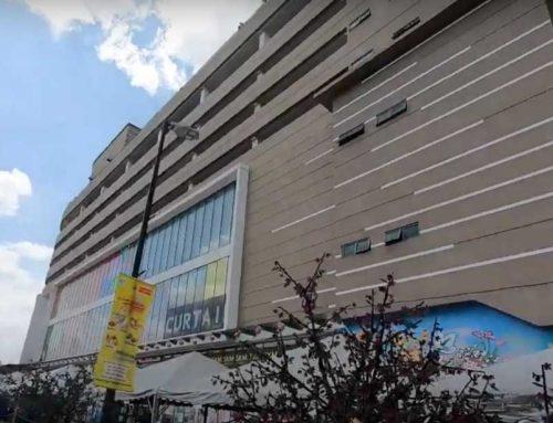 Amerin Shopping Mall Reinstatement
