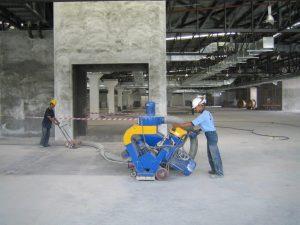 Captive / Shot Blasting   SGI Engineering Technology   leading surface preparation, rectification and refurbishment specialist